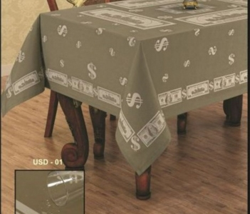 Скатерть ТМ Arya Dundar Veroli Dolar 1550213