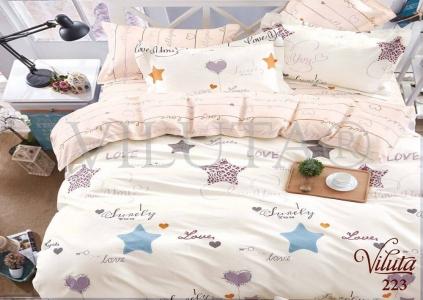 Подростковое постельное белье ТМ Вилюта сатин-твил 223