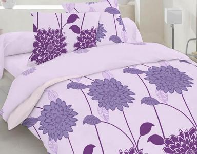 Постельное белье ТМ Novita бязь 20-0919 violet