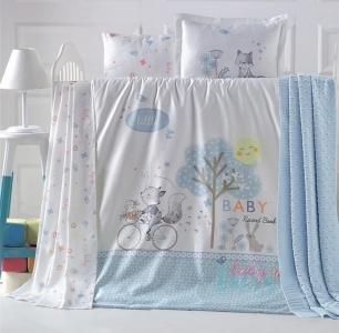 Детский постельный комплект ТМ Luoca Patisca Reynard