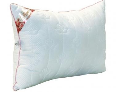 Подушка ТМ Руно Rose с волокном розы 50х70