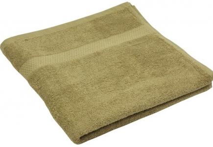 Полотенце махровое ТМ Руно кофейный цвет
