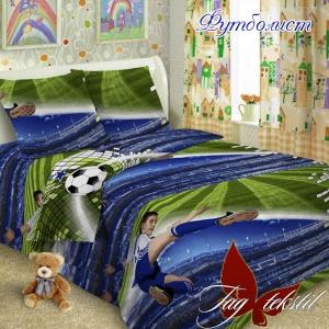 Подростковый постельный комплект ТМ TAG Футболист