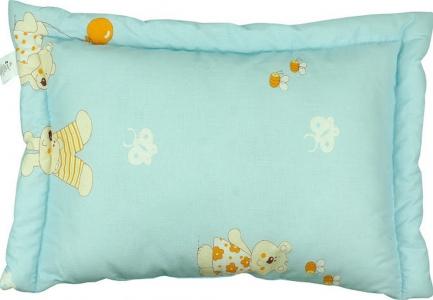 Подушка ТМ Руно детская силиконовая голубая 40х60 см