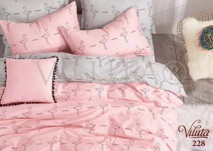 Подростковое постельное белье ТМ Вилюта сатин-твил 228