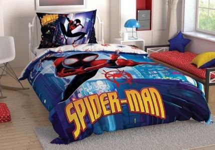 Подростковый постельный комплект ТМ TAС Disney Spiderman Into Spiderverse