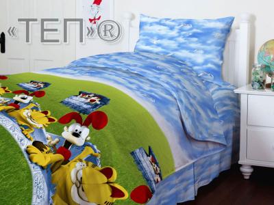Подростковое постельное бельё ТМ ТЕП Гарфилд