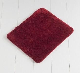Коврик прорезиненный для ванной ТМ Chilai Home Colors of kirmizi 50х60