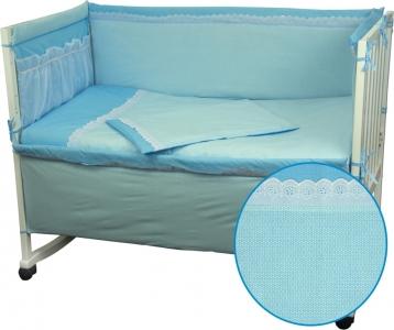 Детский постельный комплект ТМ Руно Карапузик голубой