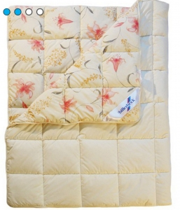 Одеяло облегченное демисезонное ТМ Billerbeck Коттона