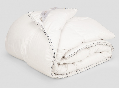 Одеяло зимнее ТМ Iglen Royal Series пух белый