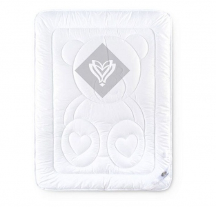 Одеяло детское ТМ Идея Air Dream Classiс белое 100х135