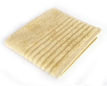 Полотенце махровое ТМ Irya Wellas Yellow 70х130