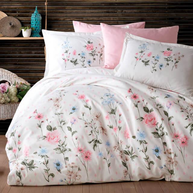 Выгодная цена на турецкое постельное белье Clasy в евро-размере и подарочной коробке