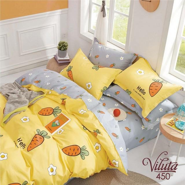 Симпатичные новинки постельного Вилюта в подростковом размере из 100% хлопка