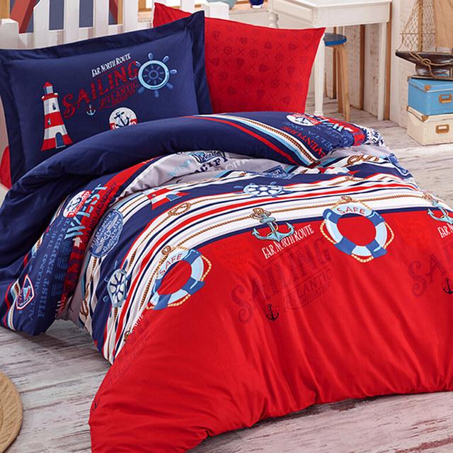 Коллекция подросткового постельного белья для мальчиков и девочек