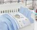 Детский постельный комплект ТМ First Сhoice Kitty Mavi