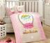 Детский постельный комплект ТМ Hobby Bambam розовый