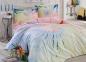 Постельное белье ТМ Hobby Batik Helezon розовое евро-размер