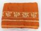 Полотенце ТМ Arya бамбук Bonita оранжевое