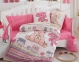 Детский постельный комплект ТМ Hobby Tombik розовый