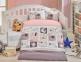 Детский постельный комплект ТМ Hobby Sweet Home розовое