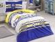 Подростковое постельное белье ТМ Clasy Forza синий