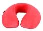 Подушка ортопедическая ТМ LightHouse Ortopedia Travel Color коралловая 34x33x10