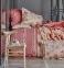 Постельное бельё ТМ Karaca Home ранфорс Patrice Kirmizi евро-размер
