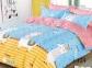 Подростковое постельное бельё ТМ Вилюта сатин-твил 124