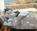 Постельное белье ТМ La Scala сатин-принт Y230-804 евро-размер