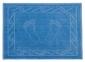 Полотенце для ног ТМ Hobby Hayal синий 50х70