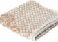 Полотенце ТМ Arya бамбук-жаккард Sibel светло-коричневое