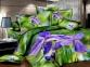 Постельное белье ТМ Novita сатин-панно 155 евро-размер
