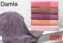 Набор полотенец из 6 штук ТМ Hanibaba хлопок Damla