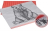 Набор полотенец кухонных 2 шт ТМ Hobby Bear 50х70