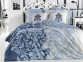 Постельное белье ТМ Hobby Poplin Mirella синий
