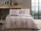 Постельное белье сатин-fluorescent ТМ TAC Gina Pink евро-размер