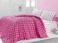 Постельное белье ТМ LightHouse бязь Round розовый полуторное