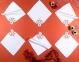 Набор салфеток для дома 6 шт ТМ Arya Kayaoglu Sun