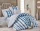 Постельное белье ТМ Hobby Poplin Debora голубое