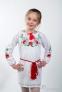 Платье для девочки Цветы 4500