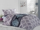 Постельное белье ТМ LightHouse бязь Premier голубой евро-размер