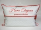 Подушка со съемным чехлом на молнии ТМ Leleka-Textile Home Elegance Medium 50x70