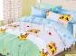Подростковое постельное бельё ТМ Вилюта сатин-твил 123