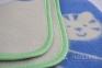 Одеяло шерстяное жаккардовое детское Люкс ТМ Vladi Сказка 100х140