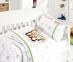 Детский постельный комплект ТМ First Сhoice Penguins Yesil