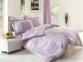 Постельное белье ТМ Altinbasak сатин люкс евро-размер Modа lila