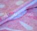 Одеяло жаккардовое детское ТМ Vladi Люкс розовое