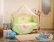Детский набор из 7 предметов ТМ Маленькая Соня Tiny Love салатовый
